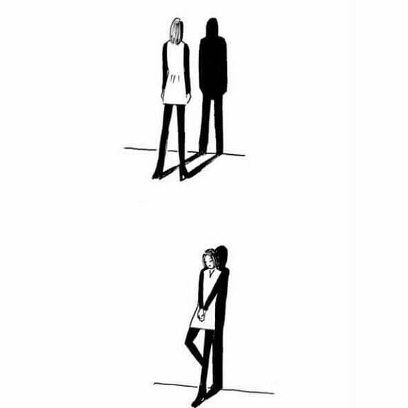 Bộ tranh đúng đến giật mình: Chúng ta ai cũng cô đơn tột cùng từ thế giới ảo đến thế giới thực - Ảnh 6.