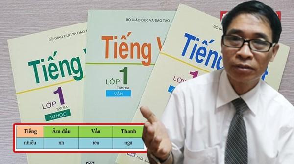 Dạy học trò đọc chữ theo ô vuông, Tổng Thư ký Hội Ngôn ngữ học VN: Trò khó tiếp nhận, cô giáo vất vả - Ảnh 2.