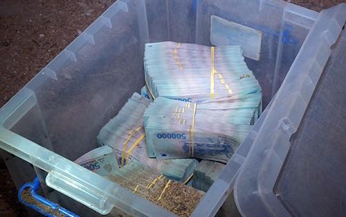 Đã bắt được 2 nghi phạm cướp ngân hàng ở Khánh Hòa - Ảnh 5.