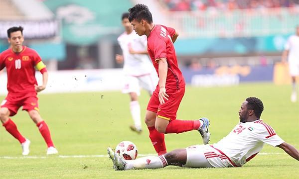 Dàn cầu thủ U23 Việt Nam đồng loạt chúc Xuân Mạnh nhanh bình phục chấn thương - Ảnh 2.