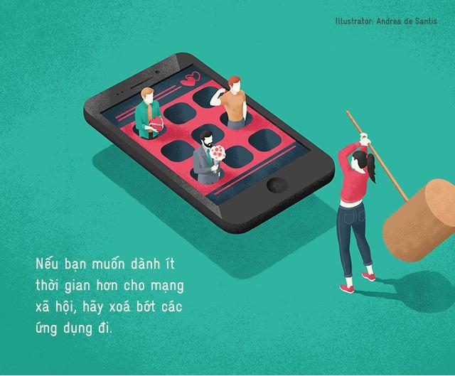 Một chiếc smartphone lấy đi của bạn bao nhiêu phần trăm cuộc đời? Và muốn thoát khỏi nó, có khó không? - Ảnh 3.