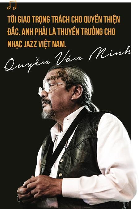 """Saxophone Quyền Văn Minh: Từ cậu thiếu niên học Jazz bằng băng cassette đến """"Huyền thoại sống Jazz Việt Nam"""" - Ảnh 8."""