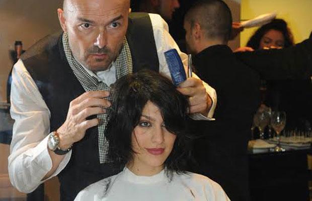 2000 usd cho một lần làm tóc với nhà tạo mẫu tóc Ferretti