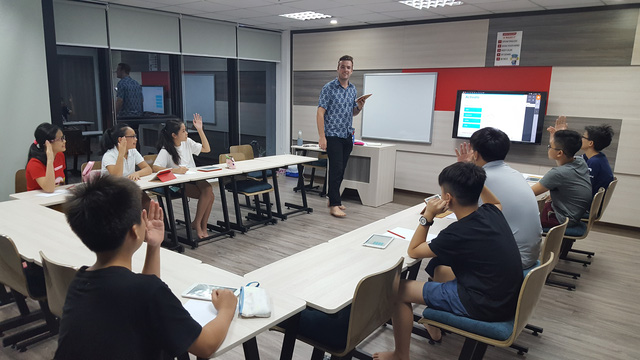 Những cây cầu nối nhịp tri thức: Hợp tác công nghệ giáo dục Việt - Hàn để trẻ em có thể tắm trong môi trường tiếng Anh - Ảnh 3.