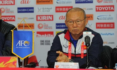 Park Hang Seo - Người truyền lửa cho bóng đá Việt Nam - Ảnh 1.