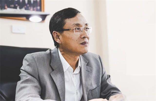 Ông Vũ Bằng- Nguyên Chủ tịch UBCKNN