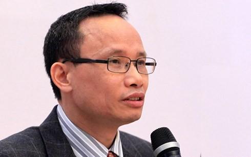 TS. Cấn Văn Lực, Chuyên gia kinh tế trưởng BIDV.