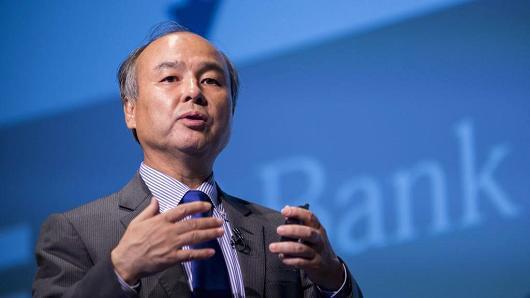 Masayoshi Son: Cuộc sống quá ngắn để làm những điều cỏn con. (Ảnh: Internet)