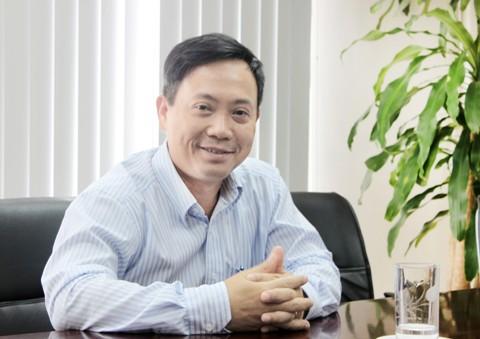 Ông Trần Văn Dũng- Chủ tịch UBCKNN