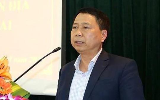Ông Nguyễn Hồng Lâm - Ảnh: Cổng TTĐT huyện Quốc Oai .