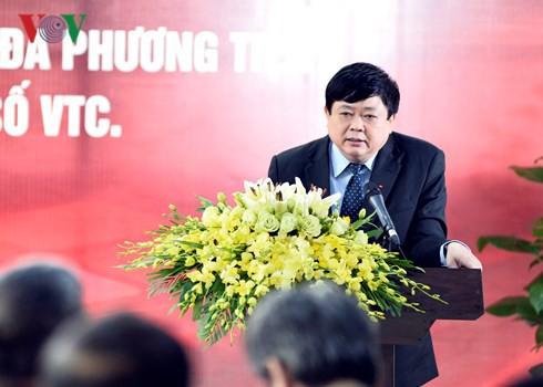 Tổng Giám đốc Đài TNVN Nguyễn Thế Kỷ