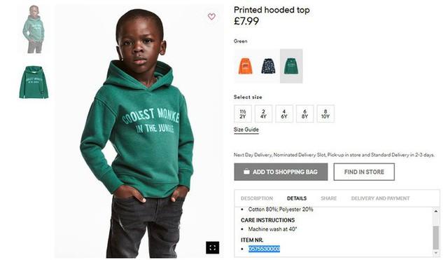 2 câu chuyện thương hiệu đối lập tuần qua: H&M phải xin lỗi vì hình ảnh phân biệt chủng tộc, Ikea khuyến khích phụ nữ có thai… đi tiểu vào tờ quảng cáo - Ảnh 1.