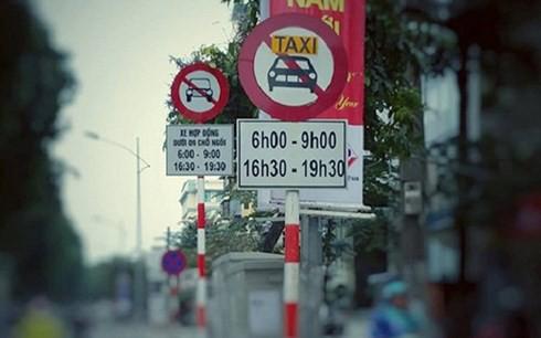 Hà Nội: Cấm 11 tuyến đường chính, nhiều tài xế Uber, Grab bỏ nghề!? - Ảnh 1.