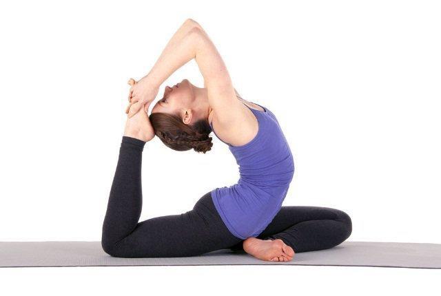 Luyện tập yoga, căng thẳng nghiêm trọng cỡ nào cũng biến mất - Ảnh 1.