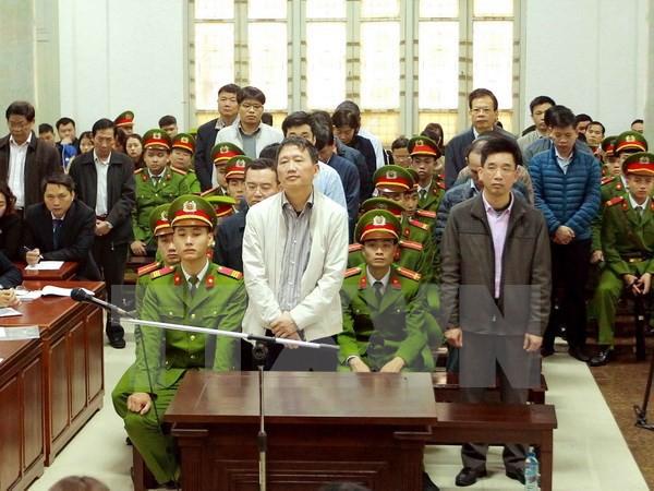 Tổng hợp mức án của bị cáo Đinh La Thăng, Trịnh Xuân Thanh và 20 đồng phạm - Ảnh 1.