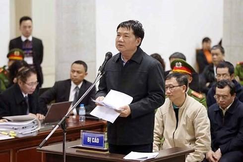 4 hy vọng sau phiên tòa xét xử ông Đinh La Thăng - Ảnh 1.