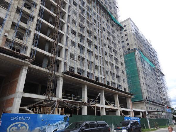 Nhà ở xã hội HQC Nha Trang: Chủ đầu tư xuống nước với khách hàng - Ảnh 1.