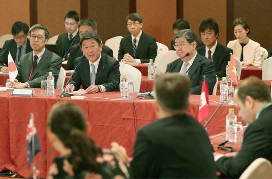 Đàm phán TPP mới đạt kết quả bất ngờ tại Nhật - Ảnh 1.