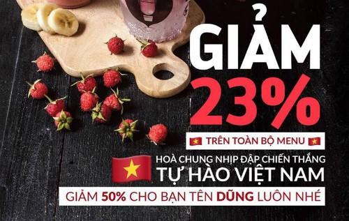 U23 Việt Nam đại thắng, thương nhân Việt gây khó chính mình vì hứa trả thưởng quá hậu: Hay bài học Marketing theo sự kiện - Ảnh 2.