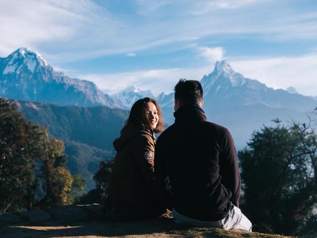 Bộ ảnh cưới không bình thường chút nào ở Nepal của cựu CEO Uber Việt Nam - Ảnh 17.