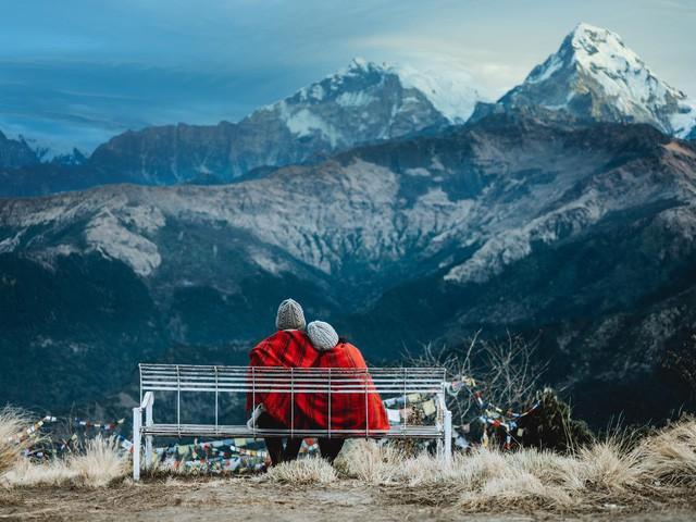 Bộ ảnh cưới không bình thường chút nào ở Nepal của cựu CEO Uber Việt Nam - Ảnh 19.