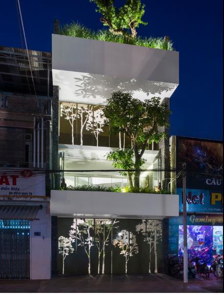 Nhà phố ở Nha Trang gây sốt với thiết kế xanh mướt nhờ những miệt vườn nhỏ - Ảnh 21.