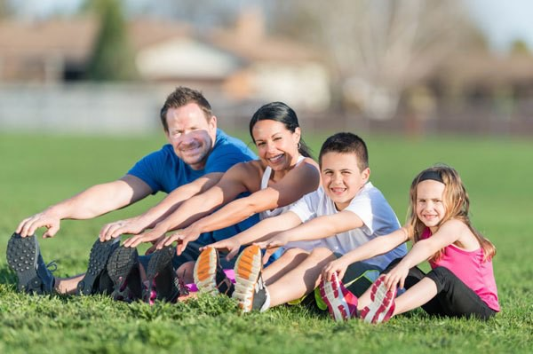 Dành thời gian tập luyện cùng trẻ nhỏ được coi là điều không thể trước đây sẽ thay đổi vào năm 2018.