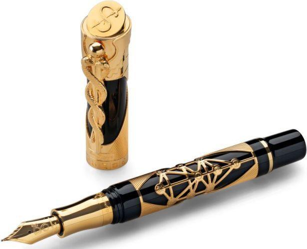 Câu chuyện lịch sử đằng sau những cây bút viết chế tác thủ công nổi tiếng thế giới - Ảnh 4.