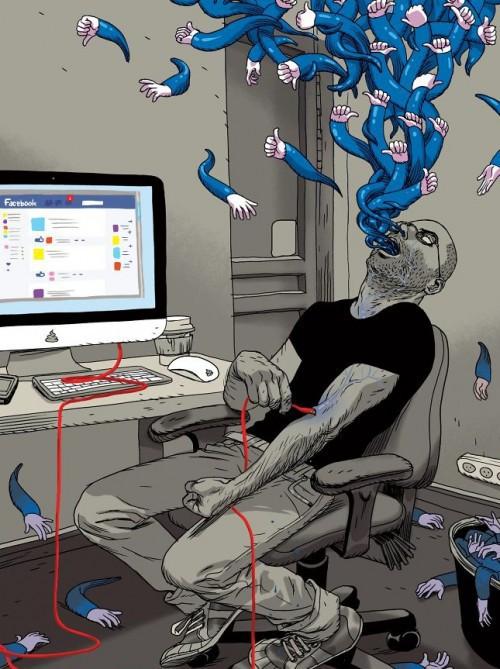Cuộc sống hiện đại là thế này đây: xót xa, trần trụi - Ảnh 4.
