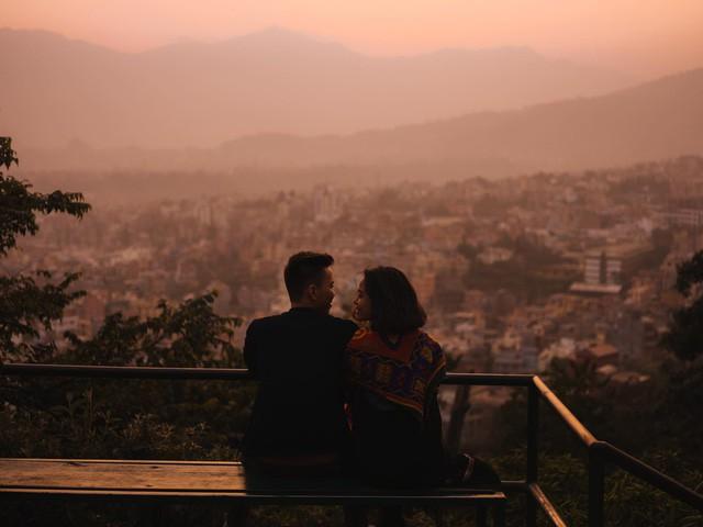 Bộ ảnh cưới không bình thường chút nào ở Nepal của cựu CEO Uber Việt Nam - Ảnh 7.