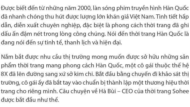 """CEO Hà Bùi – """"Con ong"""" chăm chỉ của giới thời trang công sở - Ảnh 1."""