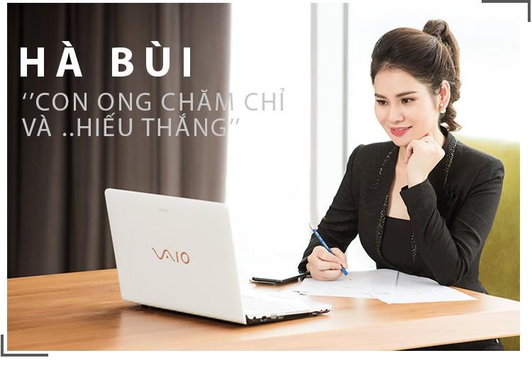 """CEO Hà Bùi – """"Con ong"""" chăm chỉ của giới thời trang công sở - Ảnh 10."""