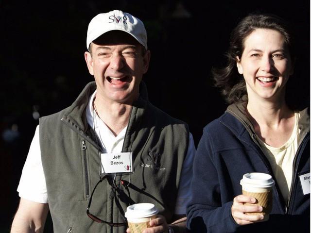 Sự nghiệp đáng kinh ngạc của người phụ nữ vừa ly hôn tỷ phú giàu bậc nhất thế giới: Đã tới lúc bóng hình đứng sau Jeff Bezos trở về với ước mơ của riêng mình? - Ảnh 3.