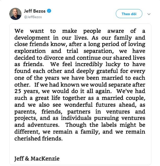49 tuổi, cựu ngôi sao truyền hình Mỹ, đang là vợ của nhân vật Hollywood quyền lực: Người phụ nữ này được đồn đoán bí mật hẹn hò với Jeff Bezos trước khi tỷ phú ly hôn - Ảnh 1.