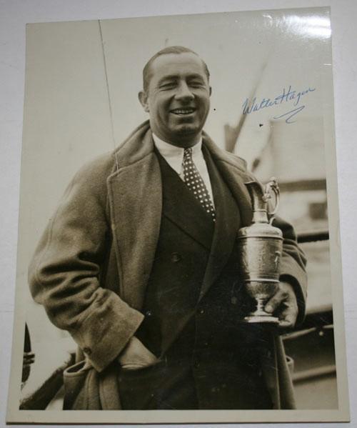 Điều ít biết về Walter Hagen: Từ cậu bé caddie trở thành huyền thoại golf xuất sắc mọi thời đại - Ảnh 1.