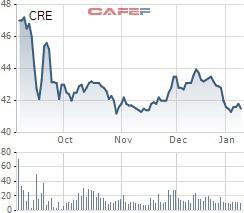 CenLand thông qua phương án trả cổ tức và cổ phiếu thưởng tổng tỷ lệ 60% - Ảnh 1.