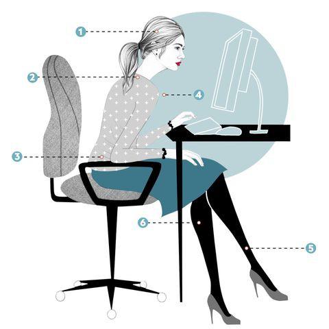 Ngồi càng nhiều, sống càng ít: Đây là 6 căn bệnh không sớm thì muộn cũng sẽ hủy hoại cơ thể khi bạn ngồi lì trên ghế - Ảnh 1.