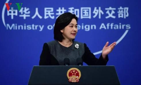 Phản ứng của BNG Trung Quốc về việc Ba Lan bắt giữ nhân viên Huawei - Ảnh 1.