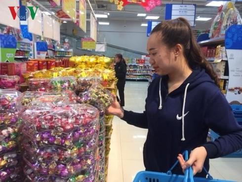 Hàng Việt lên ngôi trên thị trường Tết Kỷ Hợi 2019 - Ảnh 1.