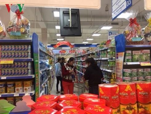 Hàng Việt lên ngôi trên thị trường Tết Kỷ Hợi 2019 - Ảnh 2.