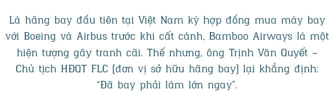 Chủ tịch FLC Trịnh Văn Quyết: Tôi thấy vận hành hãng hàng không dễ hơn làm bất động sản! - Ảnh 1.