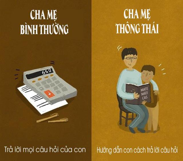Đa số phụ huynh Việt đều muốn con ngoan ngoãn, nghe lời, không được phép sai lầm: Hãy học cách cha mẹ thông thái buông tay, cho con tự khám phá cuộc sống để trưởng thành  - Ảnh 2.