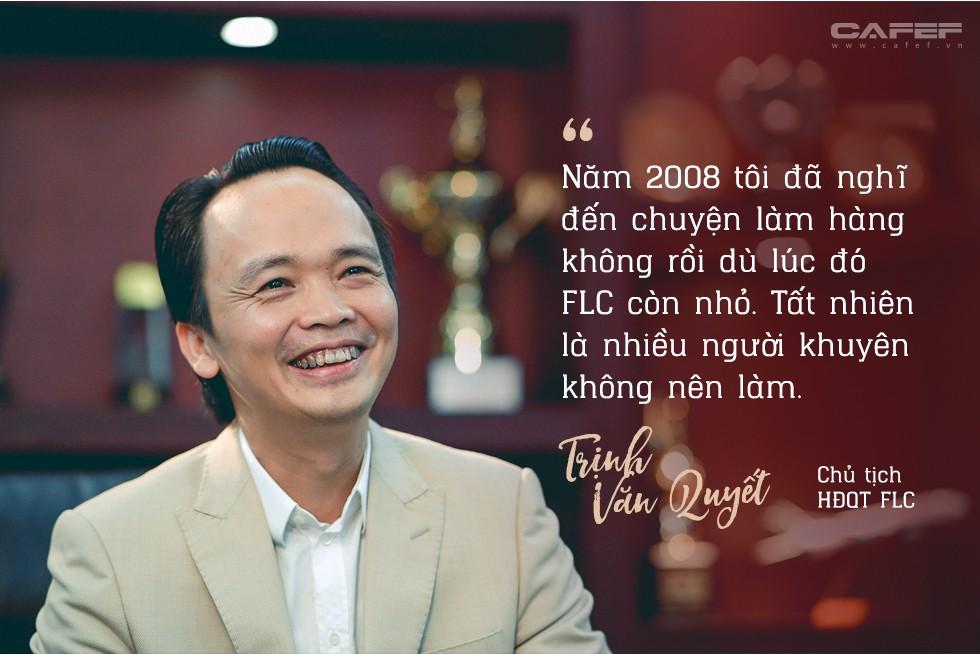 Chủ tịch FLC Trịnh Văn Quyết: Tôi thấy vận hành hãng hàng không dễ hơn làm bất động sản! - Ảnh 3.