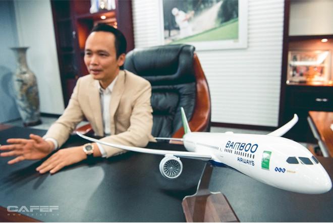 Chủ tịch FLC Trịnh Văn Quyết: Tôi thấy vận hành hãng hàng không dễ hơn làm bất động sản! - Ảnh 4.