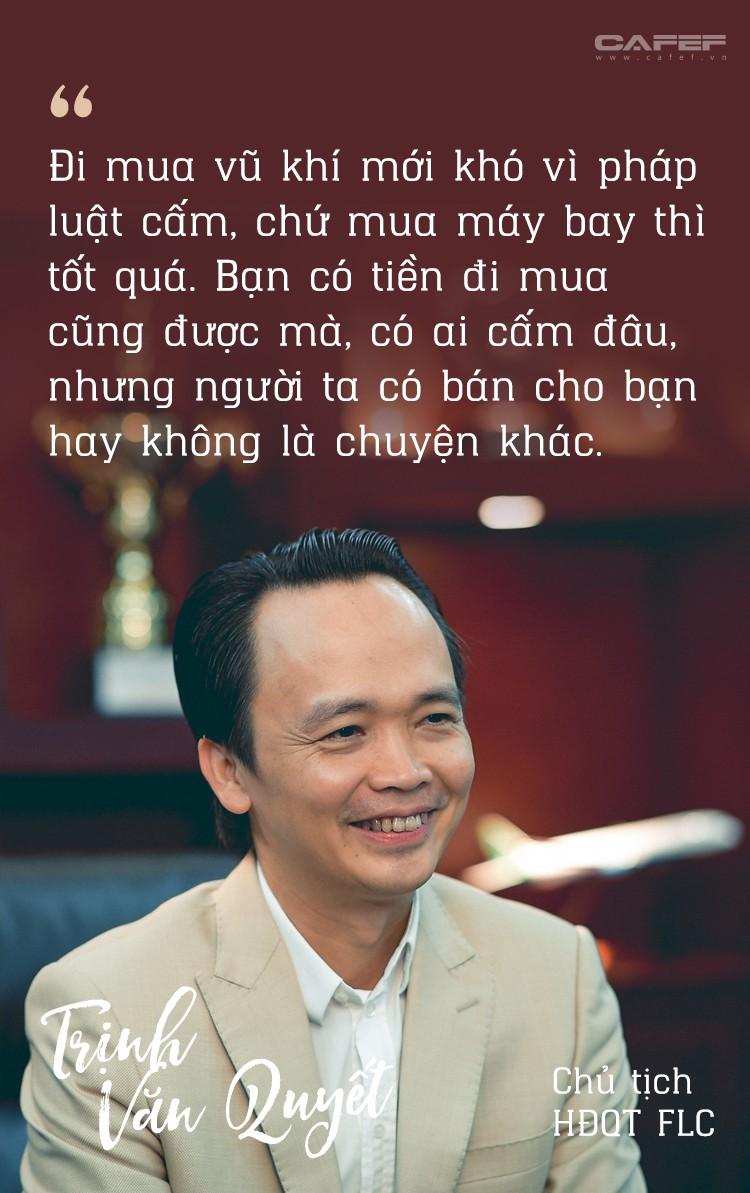 Chủ tịch FLC Trịnh Văn Quyết: Tôi thấy vận hành hãng hàng không dễ hơn làm bất động sản! - Ảnh 8.