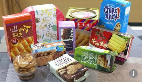 Hồng Kông: Hàng loạt loại bánh quy chứa chất gây ung thư - Ảnh 1.