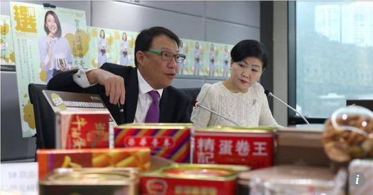 Hồng Kông: Hàng loạt loại bánh quy chứa chất gây ung thư - Ảnh 2.