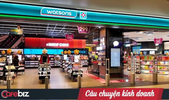 Chuỗi bán lẻ Watsons của tỷ phú Lý Gia Thành đổ bộ Việt Nam - Ảnh 2.