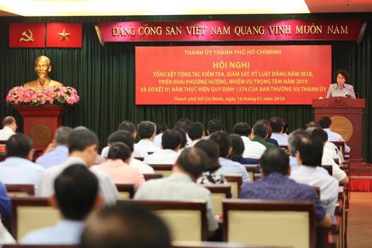 Vi phạm tại Công ty Tân Thuận làm ảnh hưởng đến uy tín Đảng bộ TP HCM - Ảnh 2.