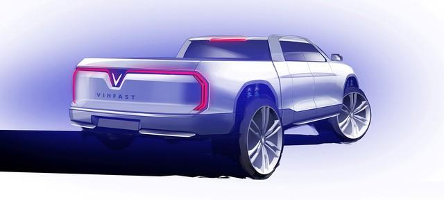 VinFast có thể làm xe bán tải nếu người Việt yêu thích, cạnh tranh Ford Ranger - Ảnh 3.